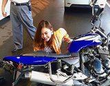 画像: 【ロレンス女子部ライダーへの道】Saori編 ついに入校!先行き不安ですの巻 - LAWRENCE(ロレンス) - Motorcycle x Cars + α = Your Life.