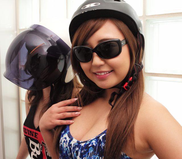 画像1: グラビア【ヘルメット女子】SEASON-VI 003