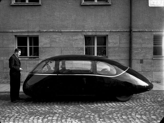 歴史の中に消えた幻の車】1939年ドイツの「シュレールワーゲン ...