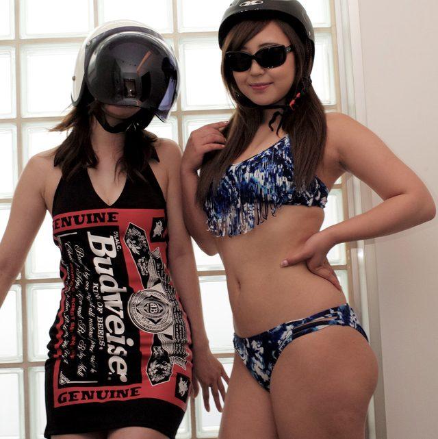 画像4: グラビア【ヘルメット女子】SEASON-VI 003