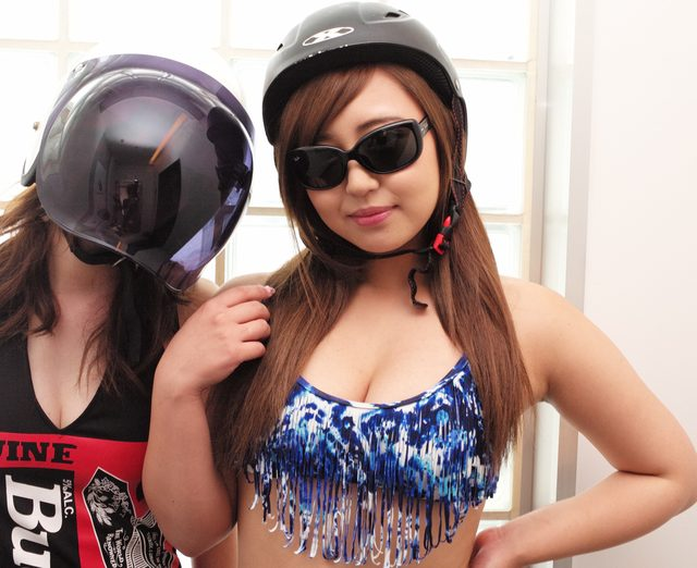 画像5: グラビア【ヘルメット女子】SEASON-VI 003