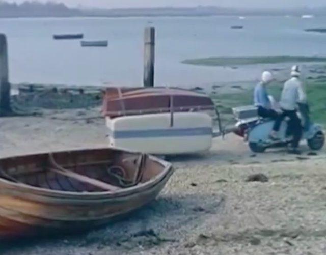 画像: 海に到着しました。ブライトンの海・・・と小見出しに書いてますが、単なる想像に過ぎません(苦笑)。 www.facebook.com