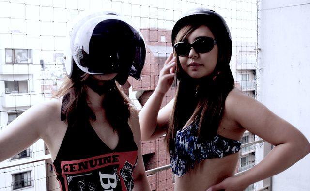画像1: グラビア【ヘルメット女子】SEASON-VI 006 週末編