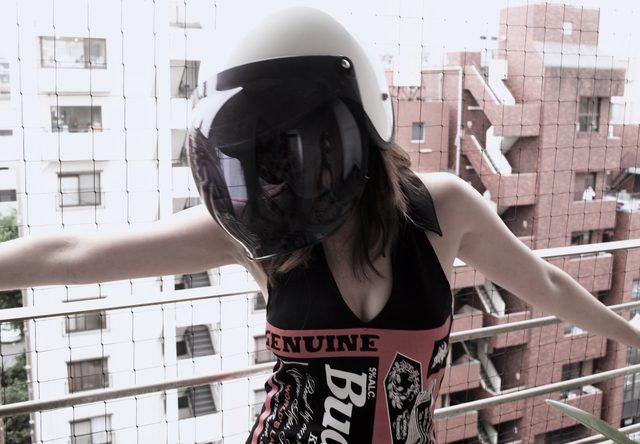 画像2: グラビア【ヘルメット女子】SEASON-IV 005 週末編
