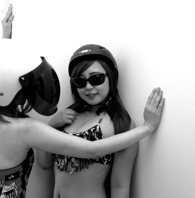 画像1: グラビア【ヘルメット女子】SEASON-VI 004 週末編