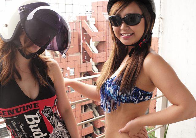 画像3: グラビア【ヘルメット女子】SEASON-IV 005 週末編