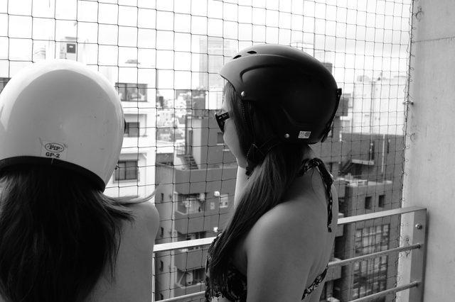 画像2: グラビア【ヘルメット女子】SEASON-VI 006 週末編