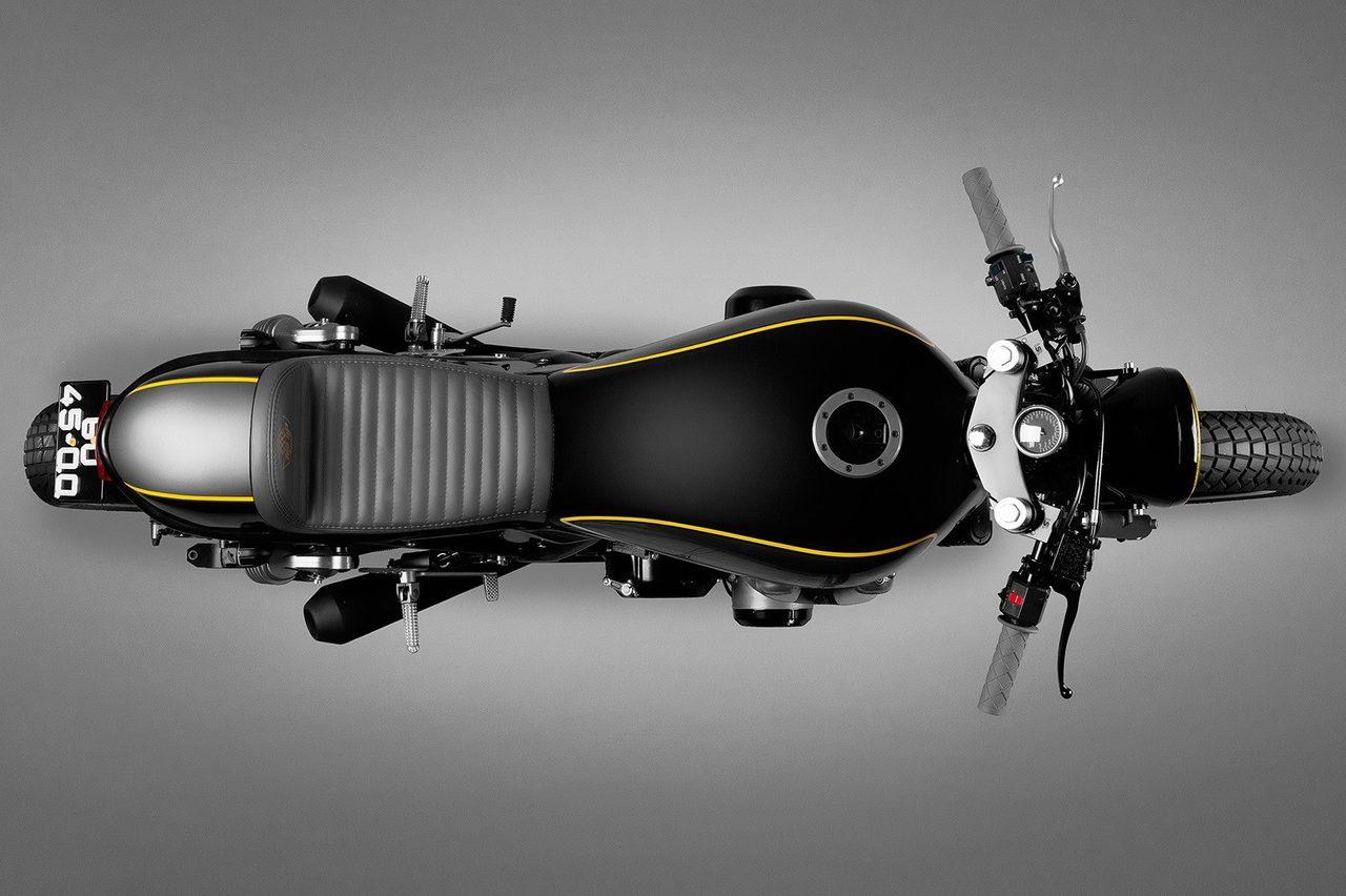 画像: ポルトガルのカスタムビルダーがTon-up Garage再登場。今度はゼファーだ! - LAWRENCE(ロレンス) - Motorcycle x Cars + α = Your Life.