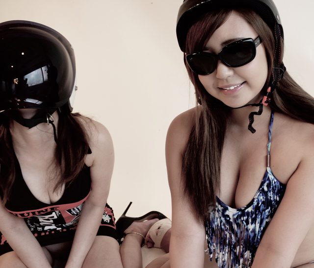 画像4: グラビア【ヘルメット女子】SEASON-VI 008
