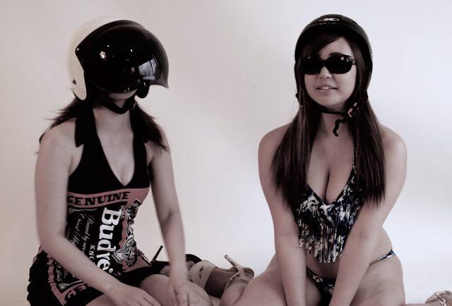 画像4: グラビア【ヘルメット女子】SEAON-VI 007 週末編