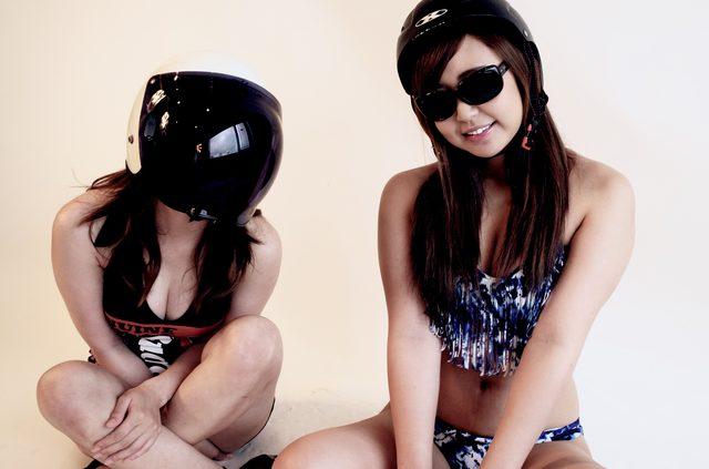 画像1: グラビア【ヘルメット女子】SEASON-VI 008