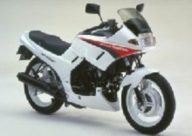画像: 自動二輪車 [ホンダ・VT250F MC-15]