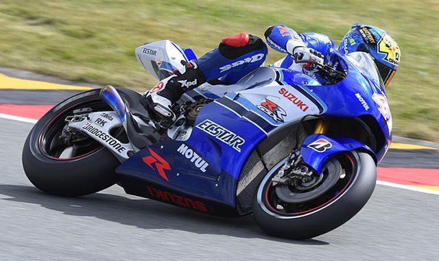 画像: 【MotoGP 第9戦 ドイツ】エスパルガロ、ビニャーレスが接近戦 0.02秒差のトップ10バトル