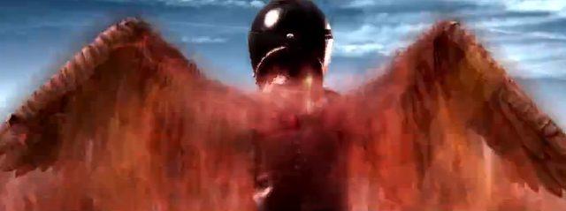 画像: 翼が!!!