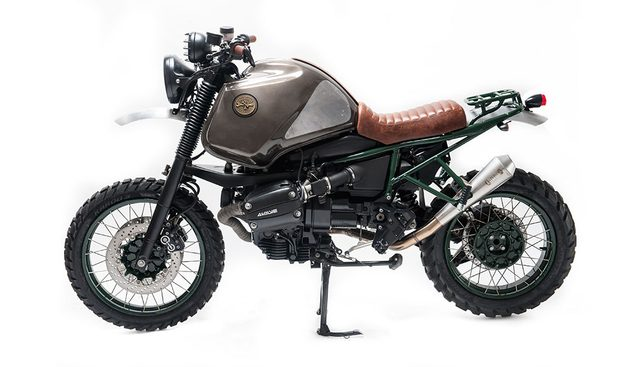 画像: BMW R1100GS 1999 www.officinesbrannetti.com