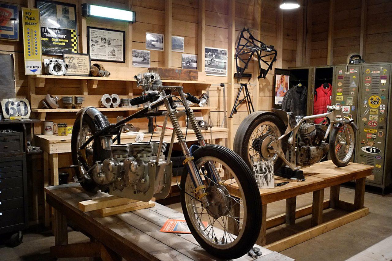 やる気わくわくワークショップ! Lawrence Motorcycle X Cars Your