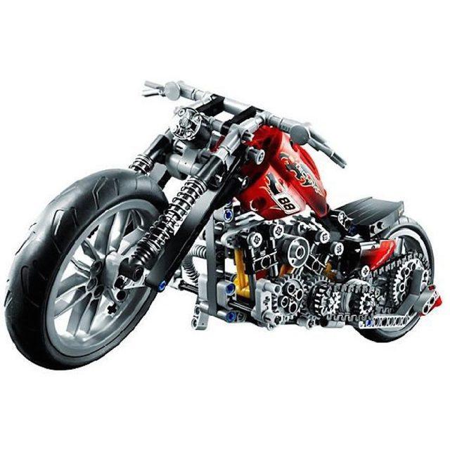 画像: 【おまけあり】まるで本物?レゴ・バイクがつくりたい!!! - LAWRENCE(ロレンス) - Motorcycle x Cars + α = Your Life.