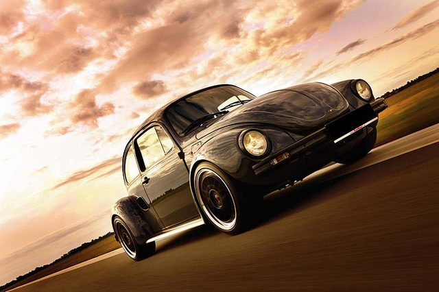 画像: 見た目は「ビートル」だけど…?驚きの組み合わせ!その名も『The Bugster』 - LAWRENCE(ロレンス) - Motorcycle x Cars + α = Your Life.