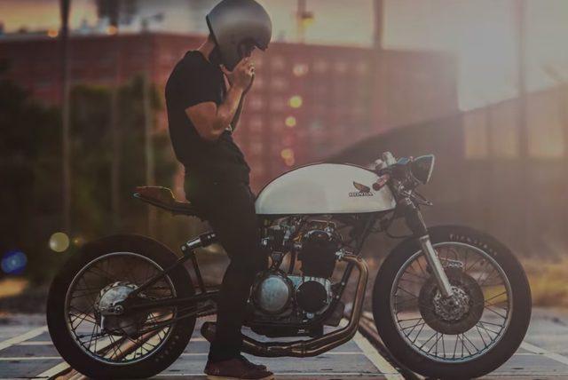 画像: 米国から渋めのカスタムビルダー Benjie's Cafe Racer (BCR) - LAWRENCE - Motorcycle x Cars + α = Your Life.