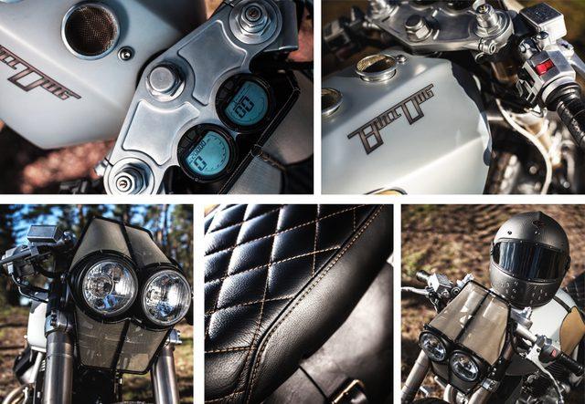 画像: 英国カスタムビルダー Old Empire Motorcycles