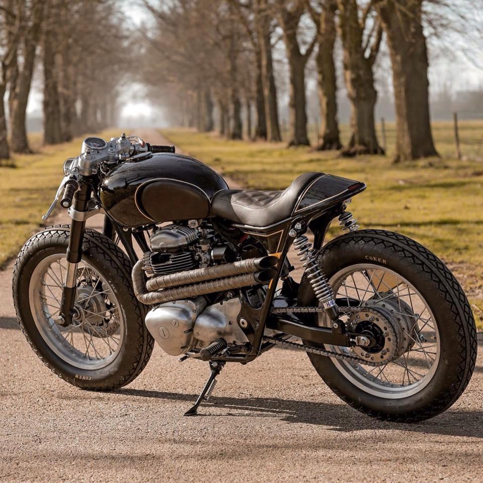 画像: 英国カスタムビルダー Old Empire Motorcycles - LAWRENCE - Motorcycle x Cars + α = Your Life.
