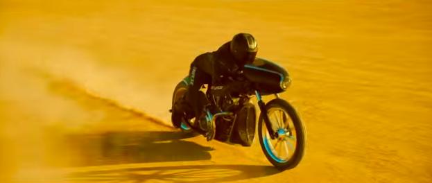 画像: 【動画】暑い夏だからこそ見て欲しい!砂漠を駆け抜けるIndian Motorcycles「BLACK BULLET SCOUT 」!!! - LAWRENCE(ロレンス) - Motorcycle x Cars + α = Your Life.