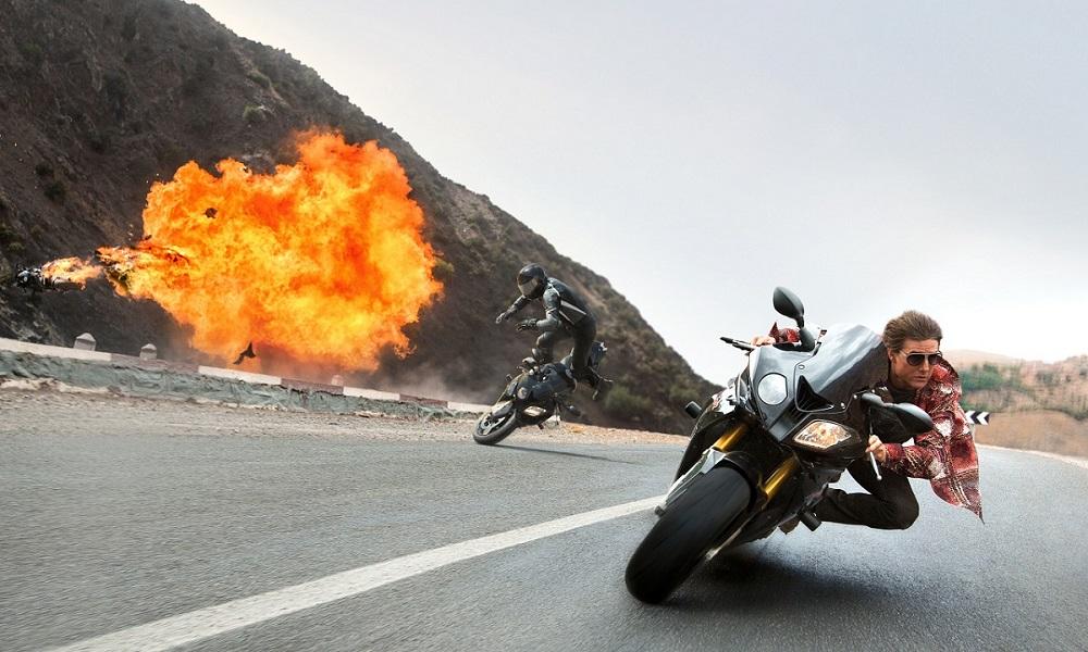 画像: [映像解禁]スタント無し!!トム・クルーズの超高速バイクアクションがスゴスすぎる!!!