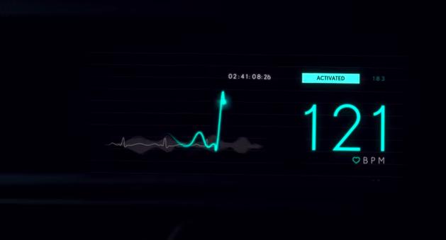 画像3: ドライバーの心拍数が丸わかり!?ボディにドキドキメーターがついたLEXUS RC Fが公開!