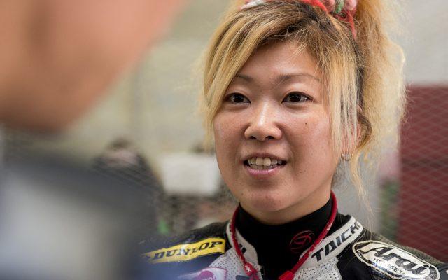 画像: 【鈴鹿8耐】大会唯一の女性ライダーの挑戦は「予選ギリギリの勝負」
