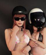画像2: グラビア【ヘルメット女子】SEASON-VII 004