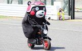 画像: 【鈴鹿8耐】くまモン、鈴鹿に現る!見事なバイクパフォーマンスを披露