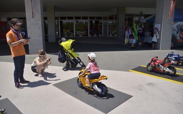 画像: 【鈴鹿8耐】 家族連れも大満足、子ども向けアトラクション豊富に