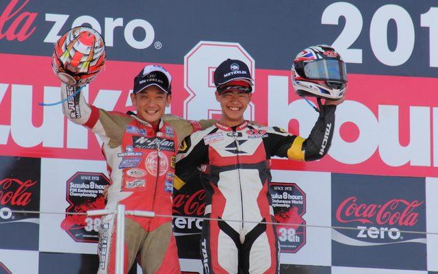 画像: 【鈴鹿8耐】4耐決勝、TTS Racing速心 YSSサンタバイク NCCが独走