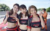 画像: 【鈴鹿8耐】暑さも吹っ飛ぶ!! サーキットの女神たち