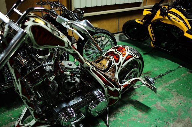画像: 【取材】ソーシャルとWebを使いこなして世界に発信。ハーレーカスタムの『BAD LAND』 - 後編 - LAWRENCE(ロレンス) - Motorcycle x Cars + α = Your Life.