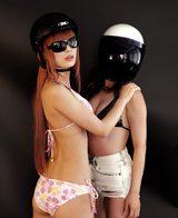 画像3: グラビア【ヘルメット女子】SEASON-VII 005