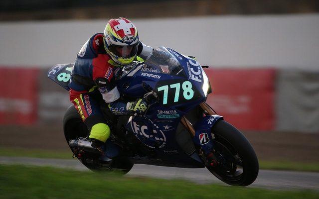 画像: 【鈴鹿8耐】「メンタル面でも厳しいレース。表彰台うれしい」...2位 F.C.C. TSR Honda