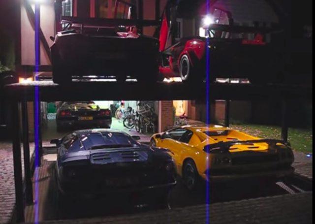 画像: こんなガレージ憧れる♡地面の下に潜むランボルギーニの現れ方がカッコよすぎる!! - LAWRENCE(ロレンス) - Motorcycle x Cars + α = Your Life.