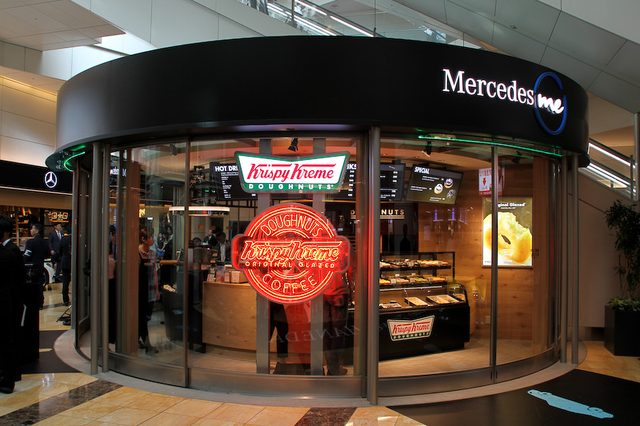 画像: Krispy Kreme Doughnuts(クリスピー・クリーム・ドーナツ) car.watch.impress.co.jp