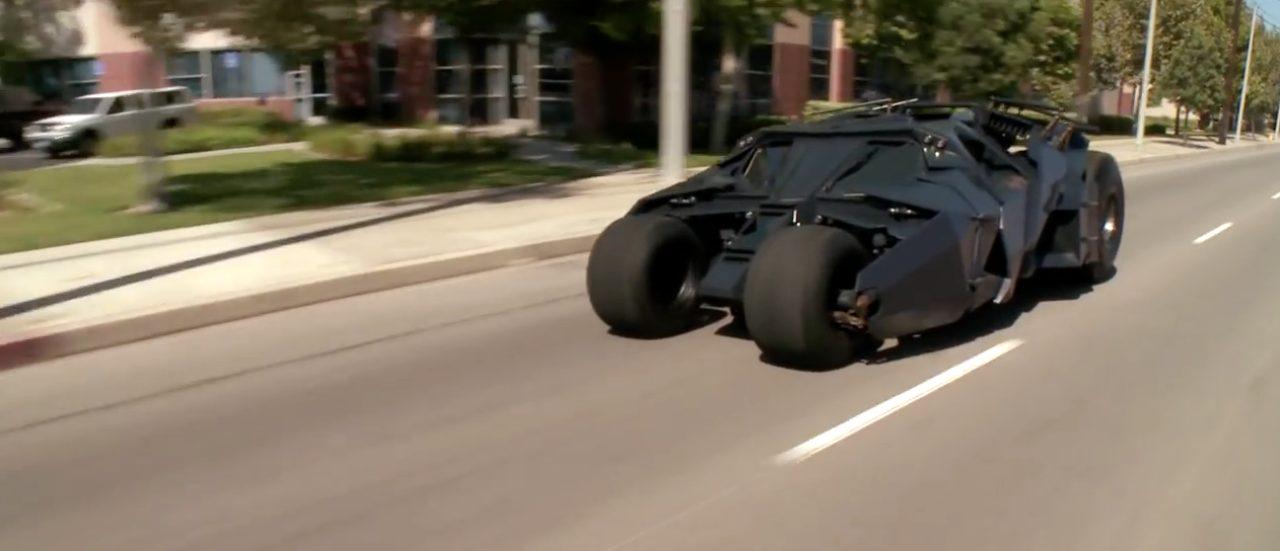 画像: 本物のバットモービル『タンブラー』で公道を走っちゃった動画!忠実に再現された本格レプリカも販売中。 - LAWRENCE(ロレンス) - Motorcycle x Cars + α = Your Life.