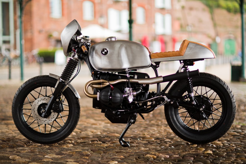 画像: UKカスタムの凄み:英国のカスタムビルダー Kevils Speed Shop再登場 - LAWRENCE - Motorcycle x Cars + α = Your Life.