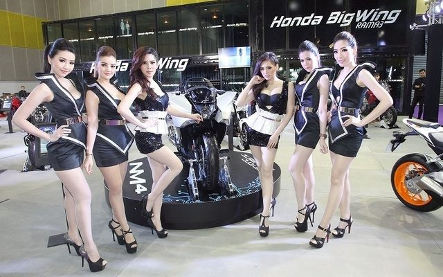 画像: タイ『ビッグ・モーター・セール』...ホンダは大型バイクを割引価格で