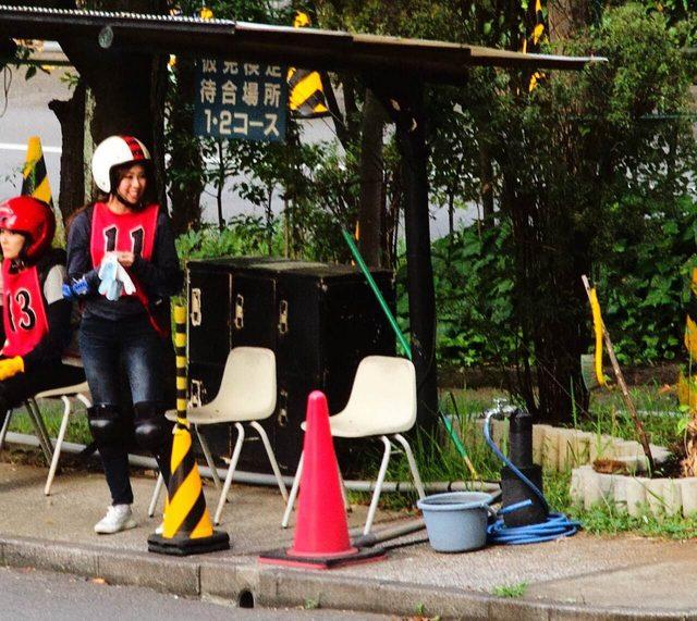 画像: 【ロレンス女子部ライダーへの道】Akiko編 第6回 初ビックスクーター乗車!そしてついに…カーブ克服!!(涙)