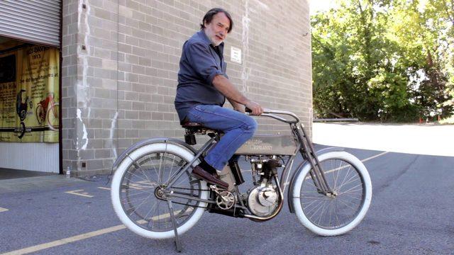 画像: 1910年製のハーレー・ダビッドソン。自転車じゃねえよw - LAWRENCE(ロレンス) - Motorcycle x Cars + α = Your Life.
