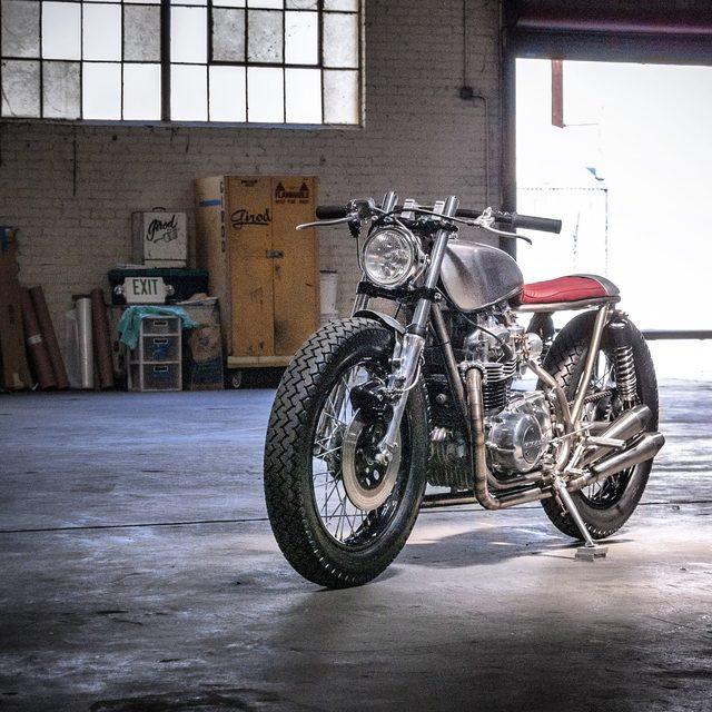 画像: Kawasaki KZ400 www.facebook.com