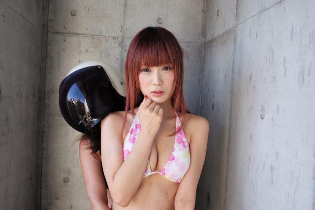 画像2: グラビア【ヘルメット女子】SEASON-VII 013 最終回