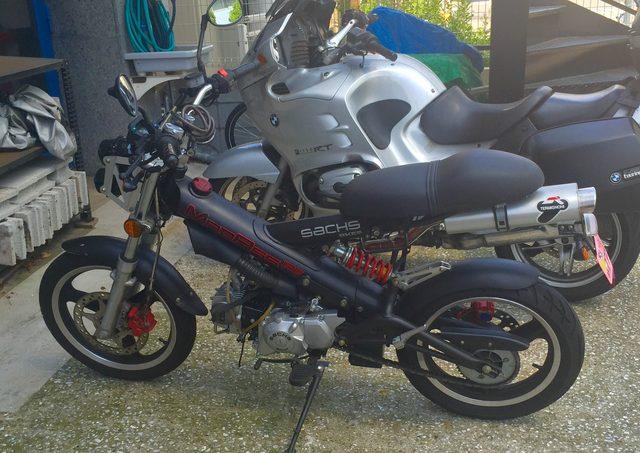 画像: 【街中のクールなバイクたち】知る人ぞ知る〜SACHS BIKES
