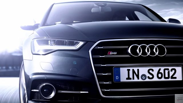 画像: Audi A6 www.audi.jp