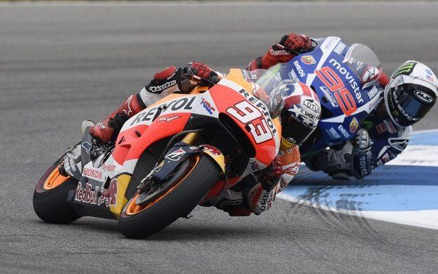 画像: 【MotoGP 第10戦】マルケス、ポール・トゥ・ウインで今季3勝目