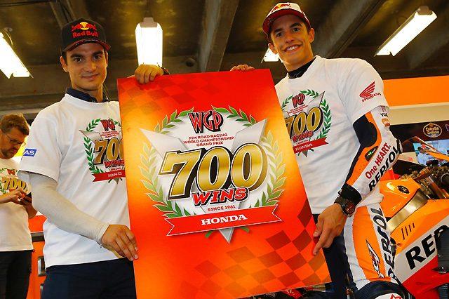 画像: 【ホンダ】FIMロードレース世界選手権シリーズで通算700勝